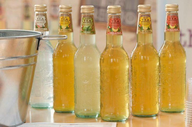 Galvanina, c'est un thé glacé... qui lit l'Asie et l'Italie pour une expression maximale du goût et des traditions.