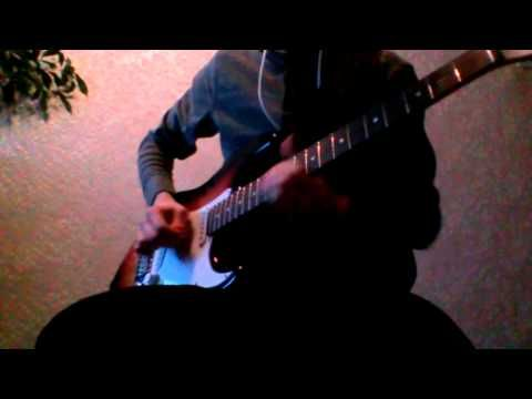 Marilyn Manson - Tourniquet Cover guitar + tabs