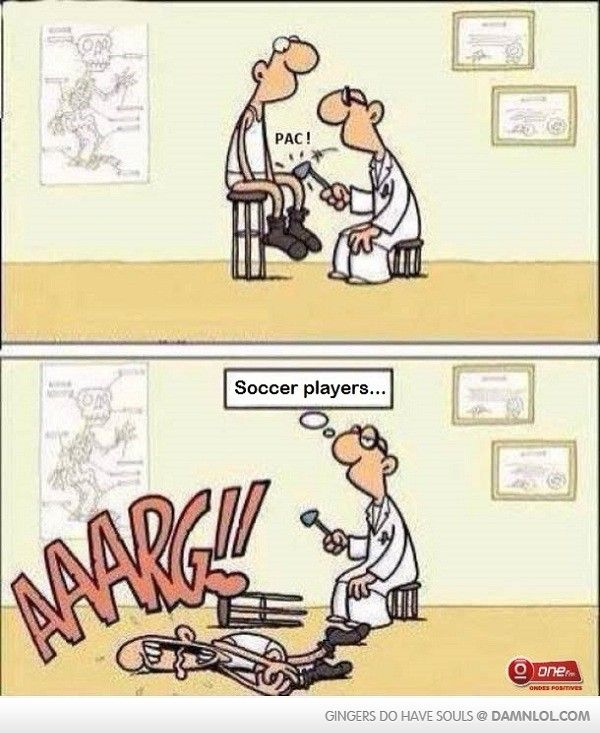 Soccer Players...