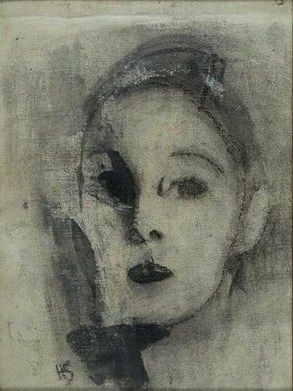 It's About Time: Woman Artist - Self-Portraits - Helene Schjerfbeck (1862–1946)
