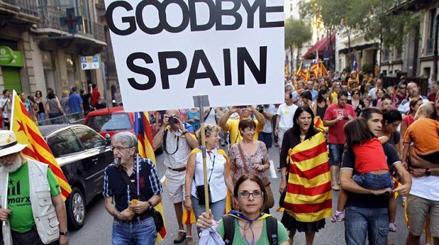 Καταλανικό δημοψήφισμα: η #Καταλονία έχει «κερδίσει το δικαίωμα στην Ανεξαρτησία»