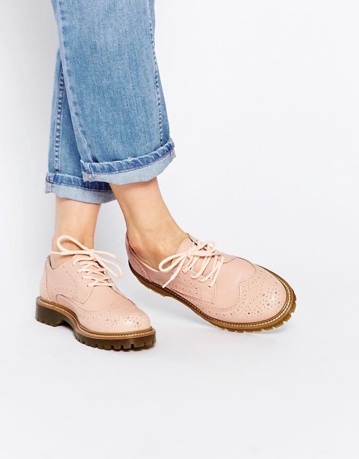 104 euros Image 1 - Bronx - Chaussures richelieu plates - Nude