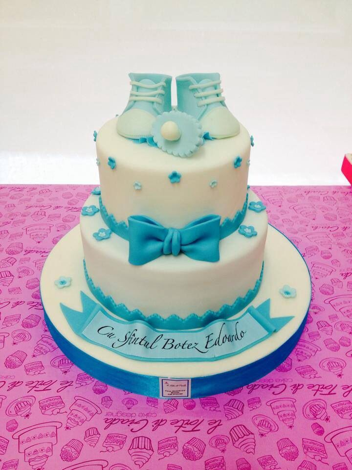 foto de 42 best images about Cake per battesimi e cerimonie on