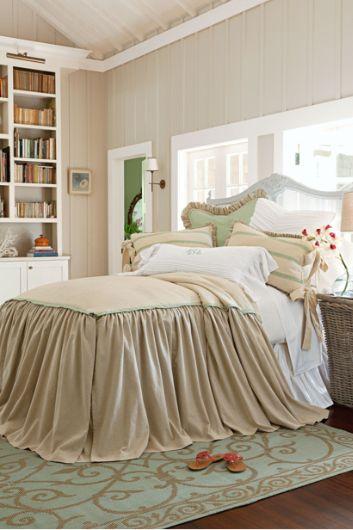 Lisette Stripe Sham Pillow Shams Bedding Home Decor