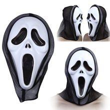 Cosplay props halloween spook masker volwassen unisex polyester fancy kostuum partij masker halloween maskerade partij masker e#ch(China (Mainland))