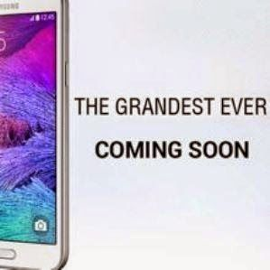 Galaxy Grand 3 Pamer Kamera 13 MP