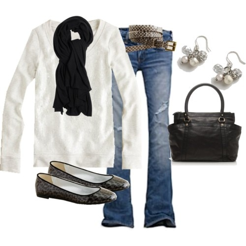 fall/winter: Fashion, Casual Outfit, Style, Clothes, Black And White, Black White, Comfy Casual, Fall Outfit