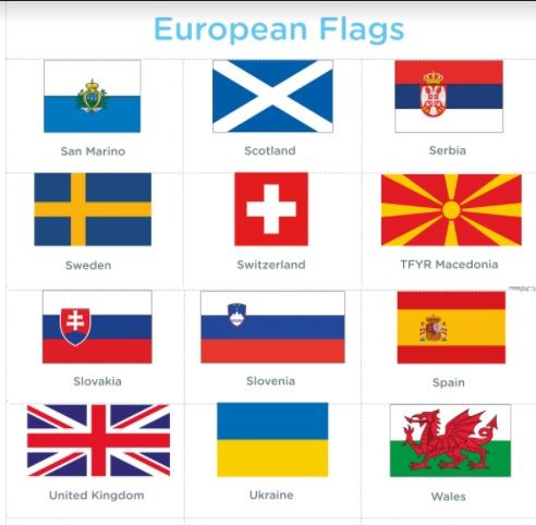 Flags Of The World Lingokids European Flags Flag Printable Flags Of The World