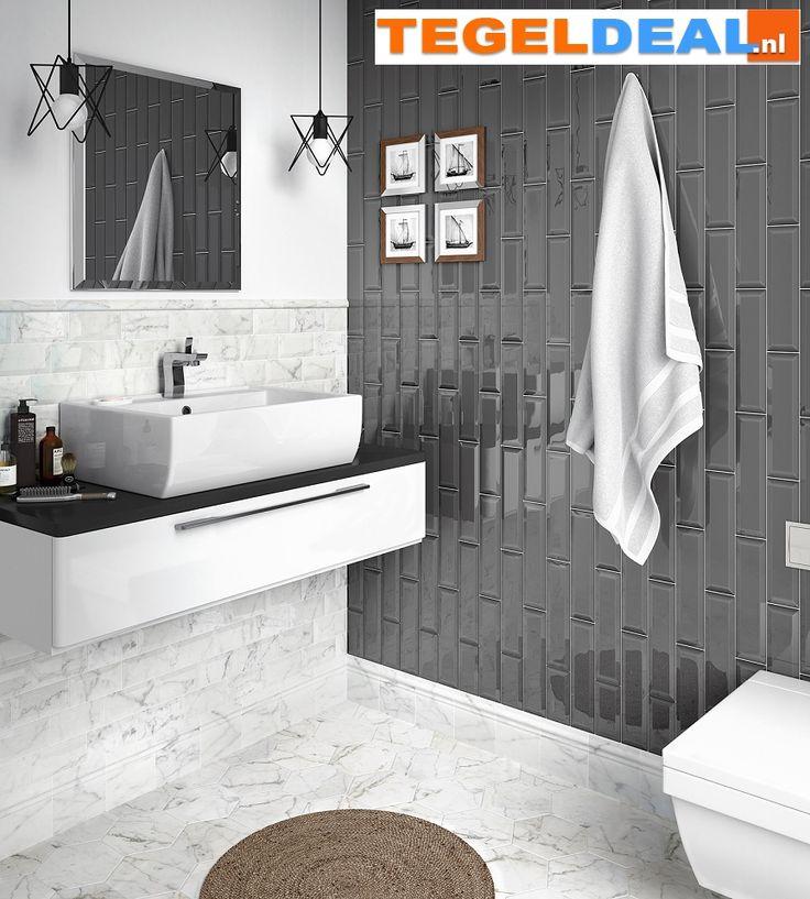 17 beste idee n over metro tegels op pinterest grijze tegels metrotegels en badkamer - Tegel metro bordeaux ...