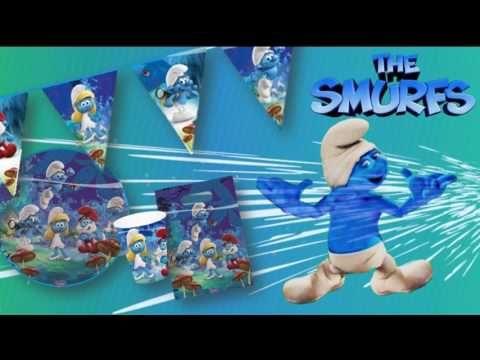 De Smurfen feestartikelen | Feestwinkel Altijd Feest