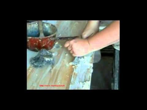 Come Sverniciare e usare lo sverniciatore sul legno, consigli utili su c...