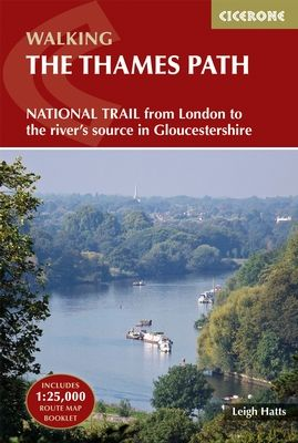 A guidebook to walking the Thames Path, a National Trail covering 180 miles between London's Thames Barrier and the river's source in Gloucestershire, passing through Windsor, Oxford and rural countryside. Provides full information for this easy riverside route that takes around two weeks to complete. Includes a 1:25K OS map booklet.