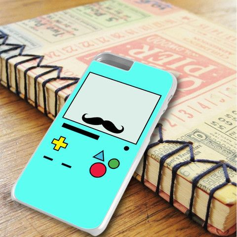 Adventure Time Bmo Mustache iPhone 6 Plus iPhone 6S Plus Case