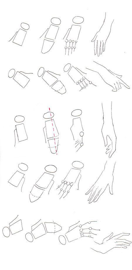 Mischief Managed – Wie man Hände zeichnet
