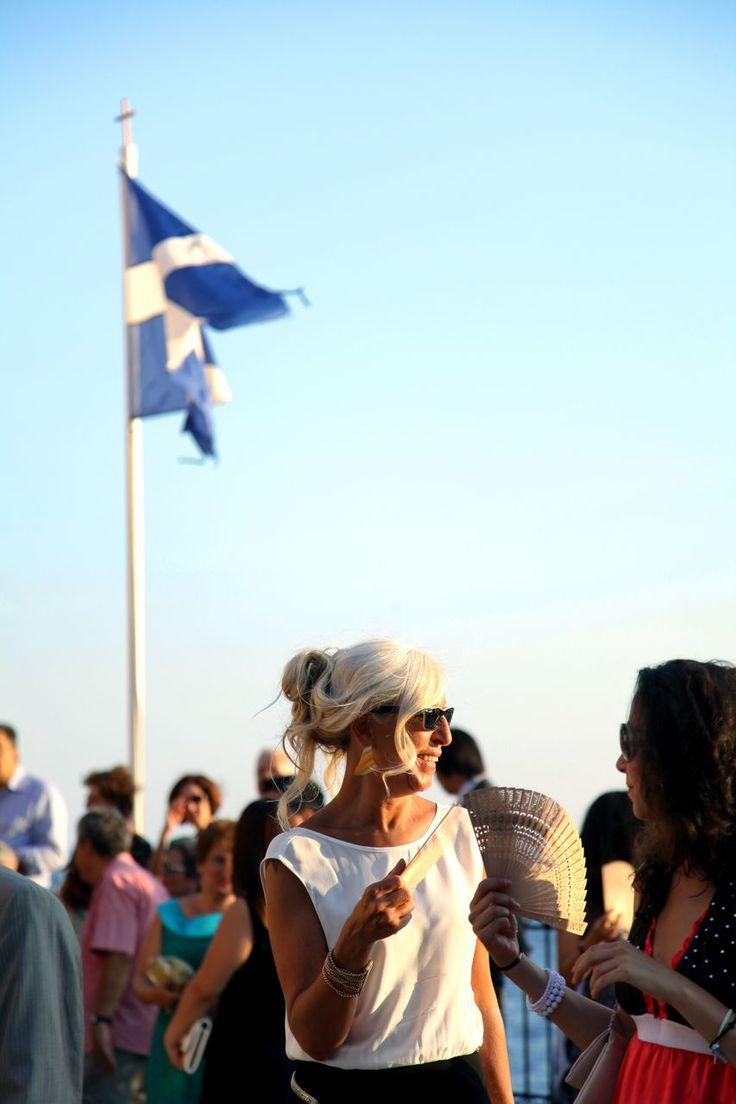 Wedding in Chalkidiki Greece.
