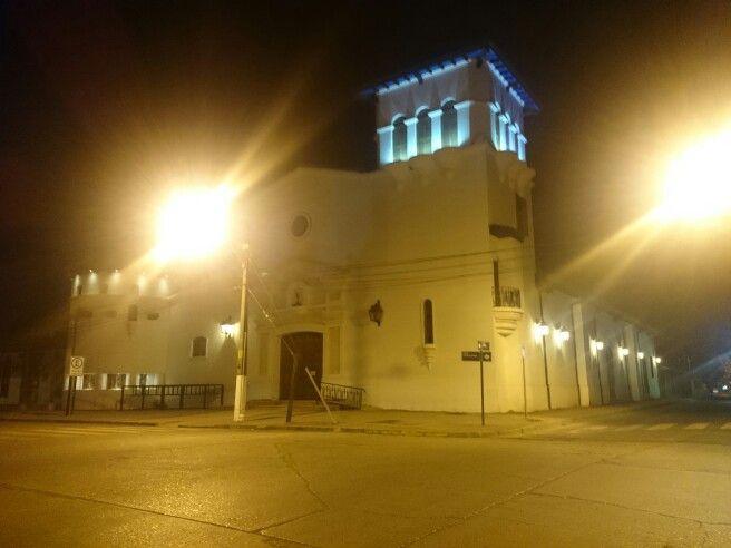 Parroquia Santa Cruz Chile (Foto Sanfurgo)