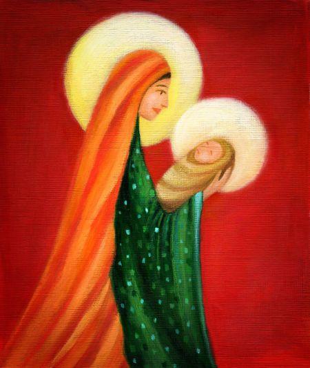 Ileana Oakley - Mary Jesus religious.jpg