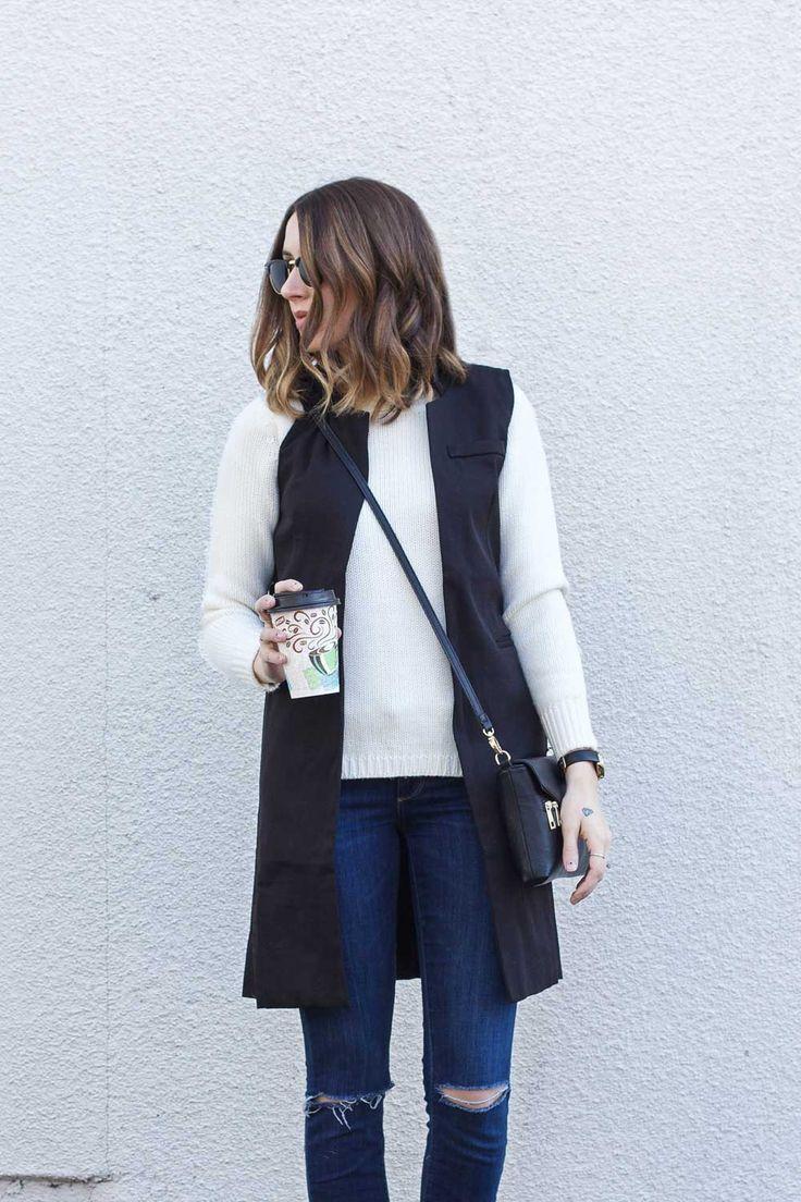 long-black-vest-outfit