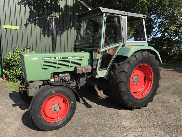 ≥ Fendt Farmer 105S Turbomatik. - Agrarisch | Tractoren - Marktplaats.nl
