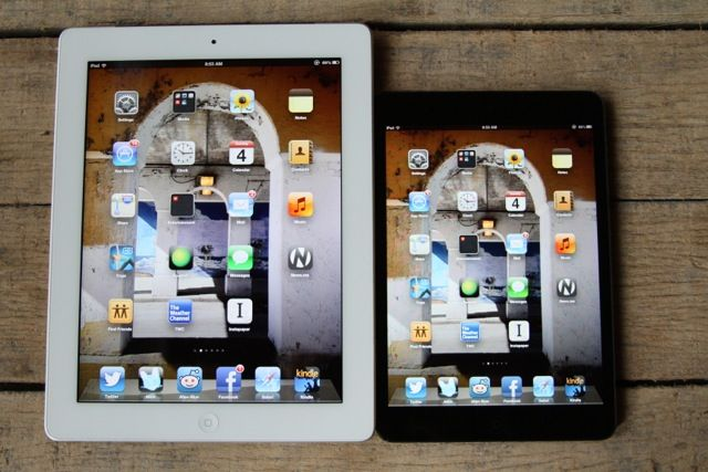 "Come On Apple For real?  US Trademark Office says the ""mini"" in iPad mini is ""merely descriptive"" 