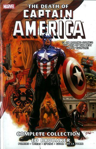Death of Captain America: The Complete Collection by Ed Brubaker,http://www.amazon.com/dp/0785183795/ref=cm_sw_r_pi_dp_AsQ6sb1QWCREQCQ9