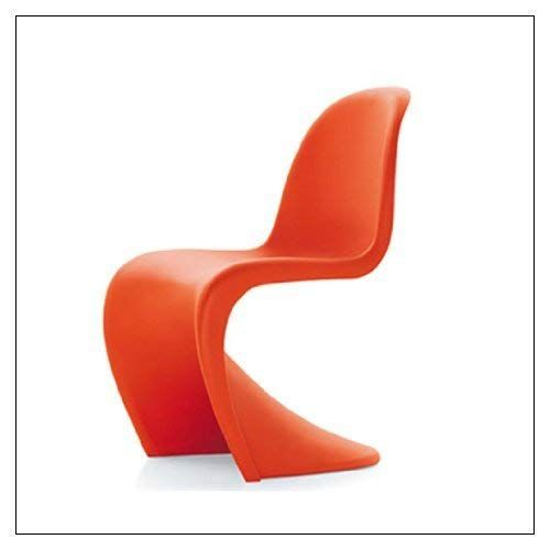 panton chair review j and f covers dublin vitra color classic red chairs pinterest