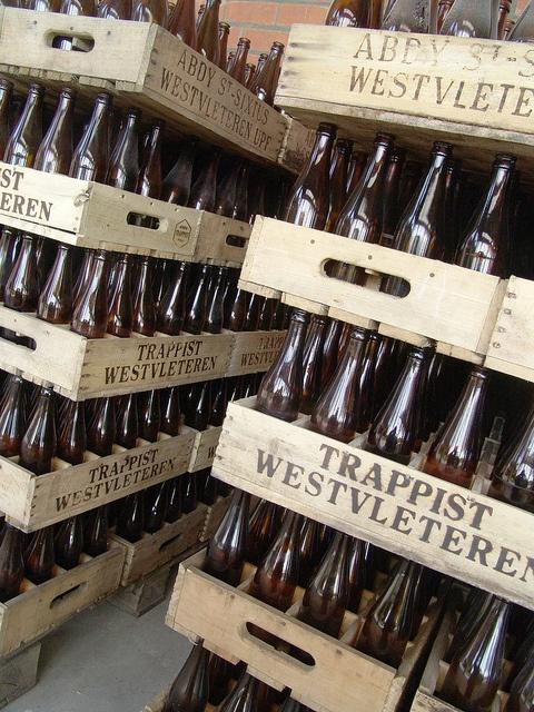 Sixtus Trappist Westvleteren トラピストビール - ベルギー