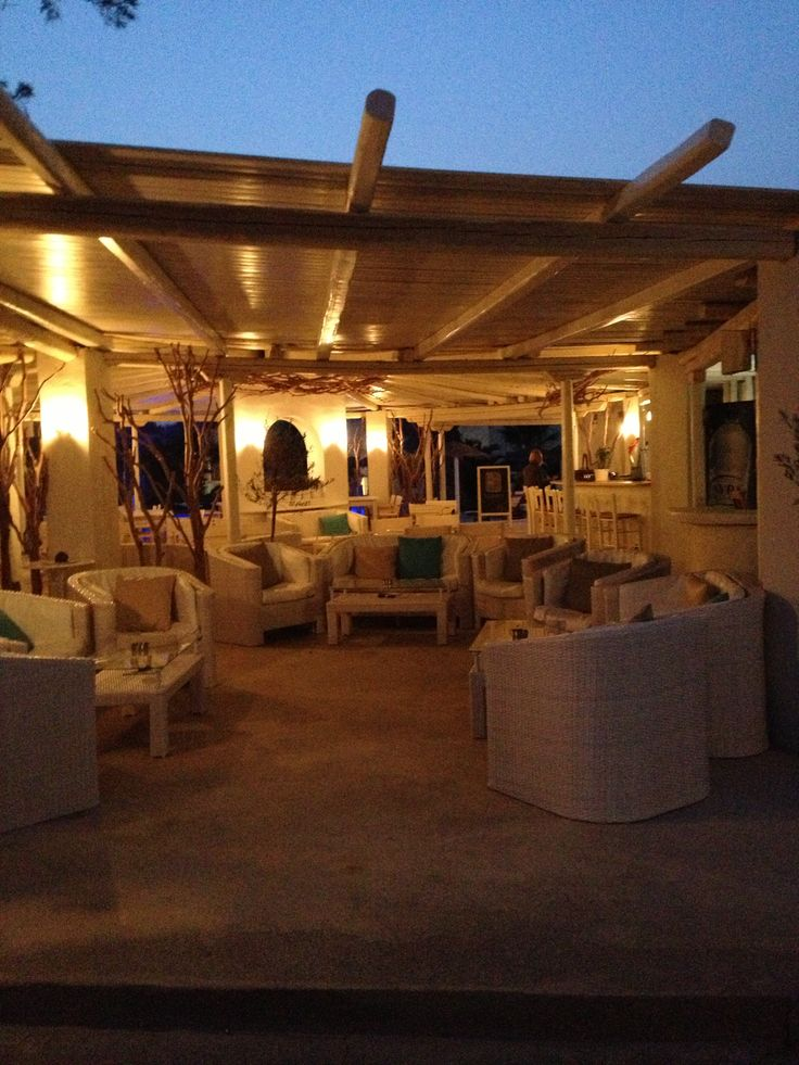 Santorini Chill Lounge