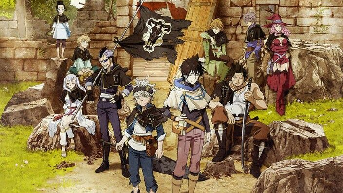 Black Clover chapter 151