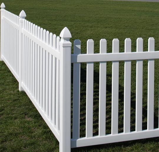 vinyl picket fence google search