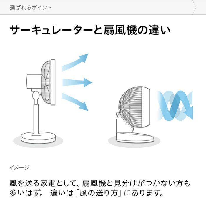 楽天市場 もれなくp10倍 3 15 20 00 23 59 360 首振り サーキュレーター 扇風機 Dcモーター リモコン付き 送料無料 サーキュレーターファン エアーサーキュレーター Dcファン 360度首振り 自動首振り 上下左右首振り 静音 省エネ おしゃれ Sunrize サンライ