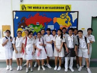 Cheap dress in singapore school