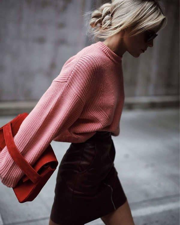 A pesar del verde, el color rosa sigue siendo color de moda #Actualidad #Moda #Principal #Tendencias #Estilo