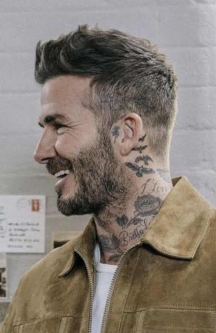 David Beckham Beckham Hair David Beckham Hairstyle Beckham Haircut