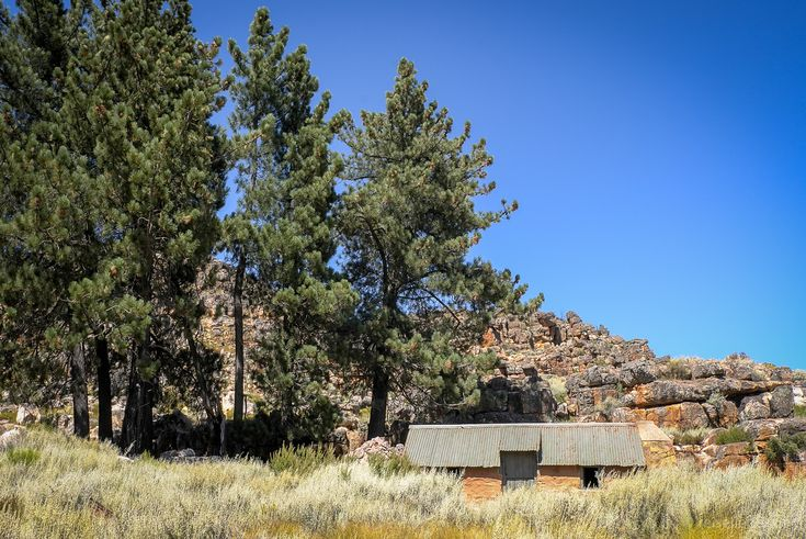 Eine der beiden Middelberg Schutzhütten. Bei der zweiten fehlt schon das Dach…  #Südafrika #Cederberge #Wandern #MiddlebergHuts Lies hier mehr: http://www.reiselieber.org/2540-wandern-cederberge-suedafrika