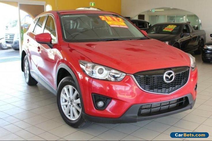 2012 Mazda CX-5 KE1021 Maxx Red Automatic A Wagon #mazda #cx5 #forsale #australia