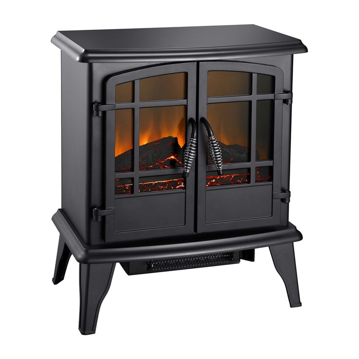 Shop Pleasant Hearth SES-41-10 20-in Electric Stove at Lowe's Canada. Find our selection of fireplaces at the lowest price guaranteed with price match + 10% off.