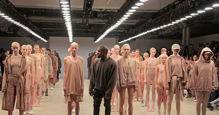 Kanye West may have debuted a new song at his New York Fashion Week show, but that was the only originality there. West's collection is in a fashion gridlock while the rest of the fashion world has been evolving. Can West prove he has the design chops to keep up?     (Via NY Daily News)
