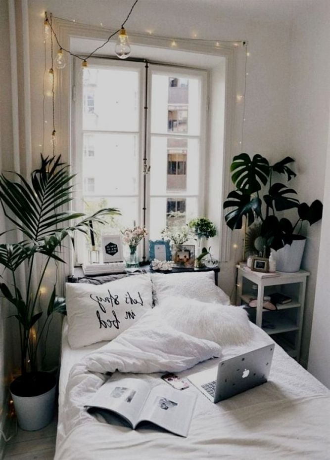 40 STUNNING APARTMENT BEDROOM IDEAS #SmallBedrooms | Déco | Pinterest | Bedroom Bedroom apartment and Room & 40 STUNNING APARTMENT BEDROOM IDEAS #SmallBedrooms | Déco ...