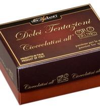 Cioccolatini all'Oro Bruno - 48gr Acetaia di Scandiano - Emilia Romagna