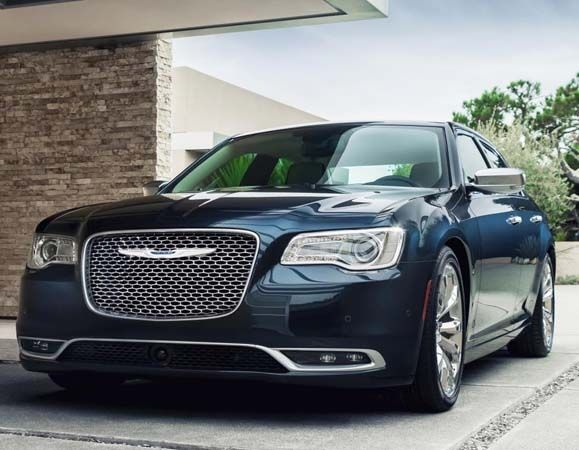 Luxury Vehicle 300