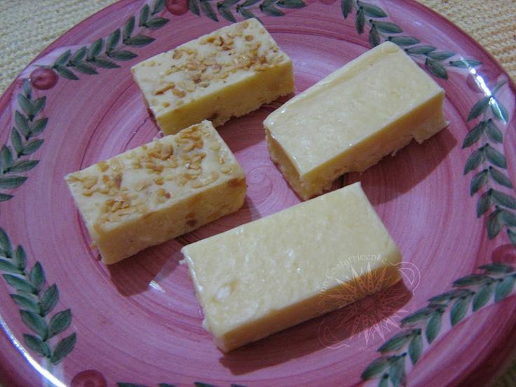 Cocina Costarricense: cajeta de leche en polvo