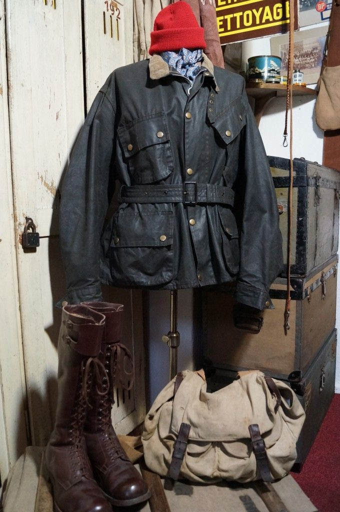 late 50s/early 60s Barbour International Jacket