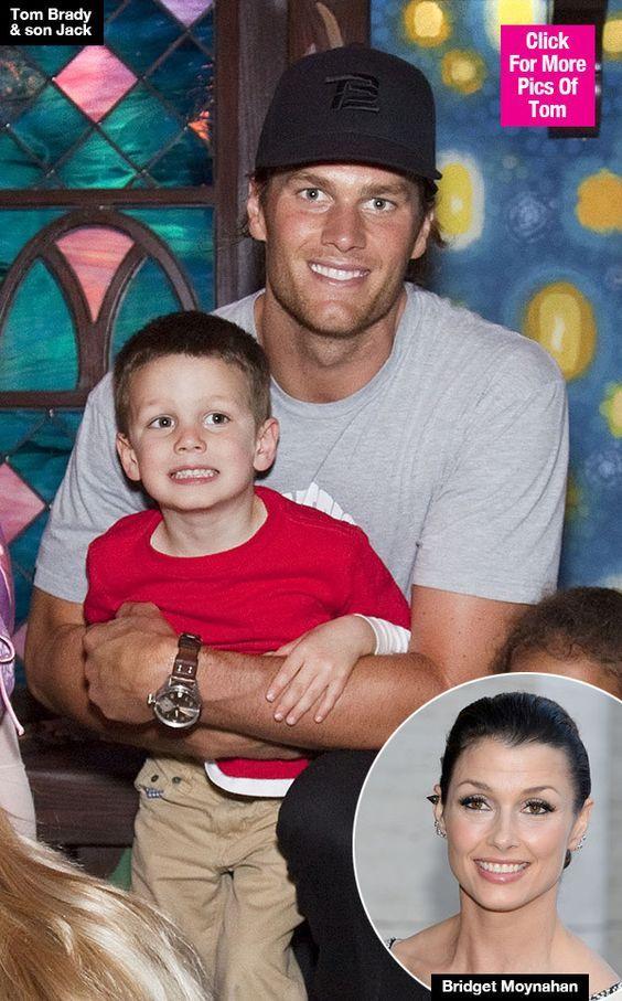 Tom Brady Gushes Over Son Jack With Ex Bridget Moynahan