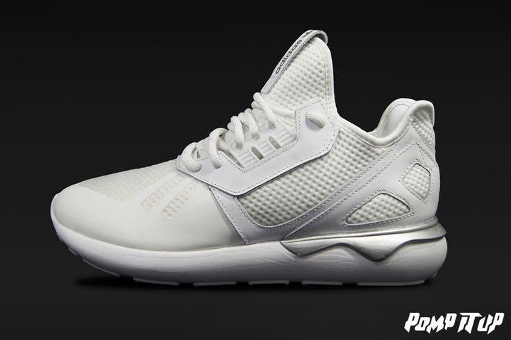 Adidas Tubular Runner (FTWWHT/FTWWHT/VINWHT) For Men Sizes: from 40 to 46.5 EUR Price: CHF 180.- #Adidas #TubularRunner #AdidasTubularRunner #Sneakers #SneakersAddict #PompItUp #PompItUpShop #PompItUpCommunity #Switzerland