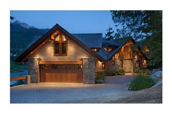 5137 Old Gravel Road Residential Whistler Real Estate
