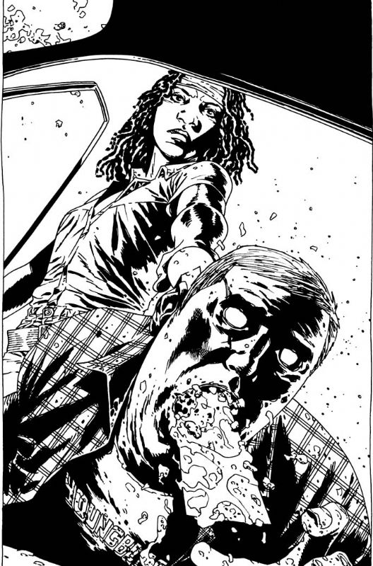 Walking Dead #52 pg. 8 by Charlie Adlard Comic Art ...