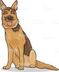 Картинки по запросу мультяшные щенки овчарки рисунки