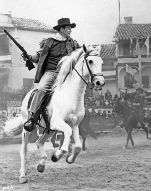 JOHN WAYNE in Circus World (1964) More