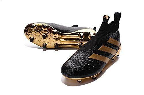 Oferta: 75.95€. Comprar Ofertas de demonry zapatos de fútbol para hombre botas de fútbol ACE 16+ Purecontrol negro, hombre, negro, 43 barato. ¡Mira las ofertas!